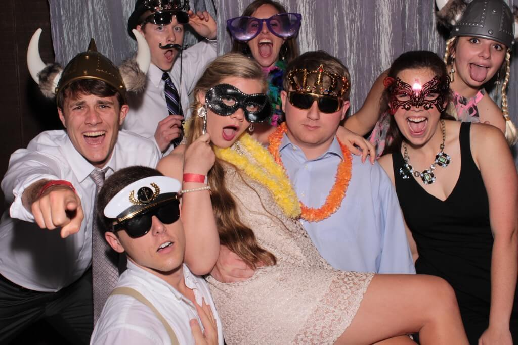 Sorority Event Photography - Photo Booth Rental