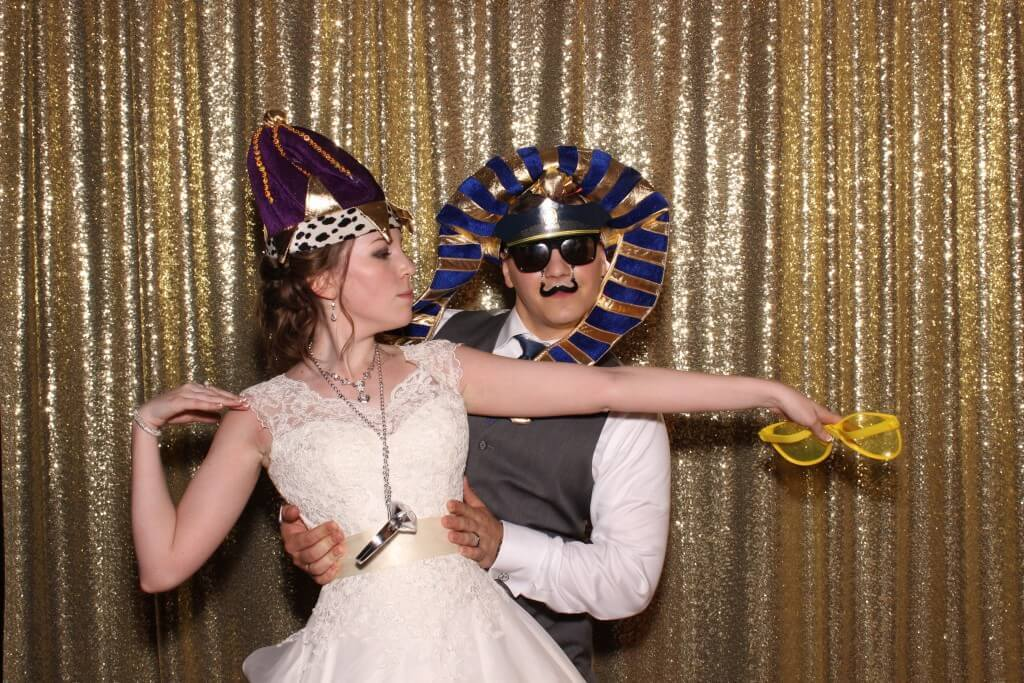Wedding Bride & Groom - Event Photography - Photo Booth Rental